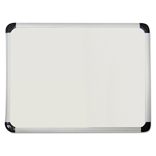 "Universal One Stain-resistant Easel Style Dry Erase Board, 48 x 36"" (43842)"