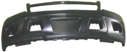 2007 avalanche front bumper cover - 3