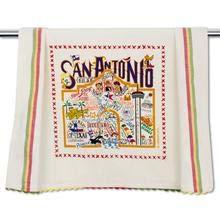 San Antonio Dish Towel ()