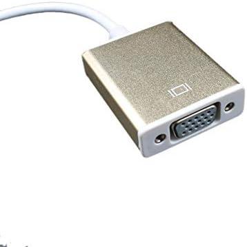 Or Tiramisu Adaptateur USB 3.1 Type C vers Vga Adaptateur USB-C M/âle vers Vga Haute R/ésolution 1080P Convertisseur Femelle Plug /& Play
