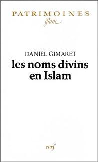 Les noms divins en islam: Exégèse lexicographique et théologique par Daniel Gimaret