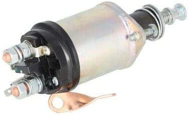 New Starter Solenoid for Lucas Tractor Ford 5000 DTS