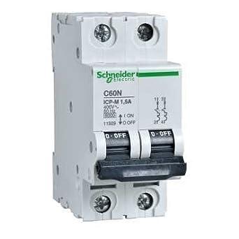 Schneider Electric 11942 Interruptor Automático Magnetotérmico 2P ...