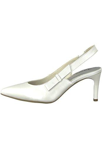 Tamaris 1-29608-20 Sandales Mode Femme Weiß