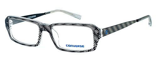 New Converse Rx Eyeglasses - Digital (50-15-135) (Crystal Stripe)