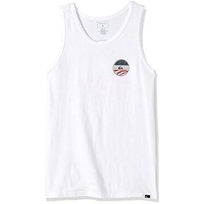 Cheap Quiksilver Men's Block Party Tank T-Shirt free shipping