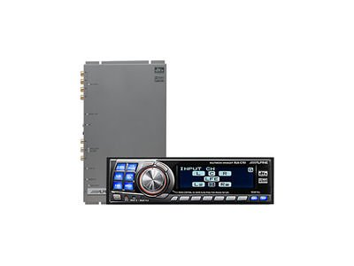 (Alpine PXA-H701 RUX-C701 EQ+DSP DTS PROCESSOR (set PKG-H701S) )