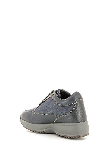 Lumberjack Sw01305-003-m07 Zapatos de cordones Mujer Azul