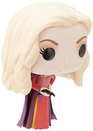 Pop! Figura de Vinilo Disney Hocus Pocus - Sarah w/Spider