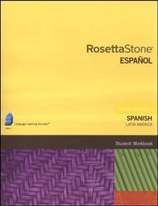 Read Online Rosetta Stone. Español, Student Workbook, Level 1 PDF