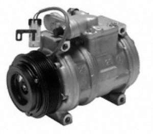 Denso 471-0335 New Compressor with - Corvette Conditioning Air