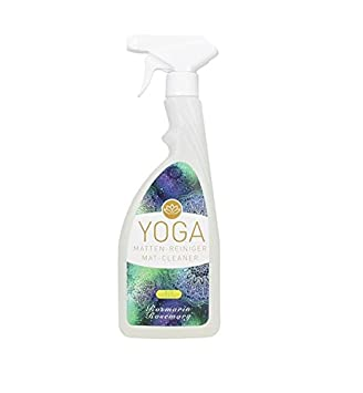 Limpiador para esterillas de yoga de romero (510 ml): Amazon ...