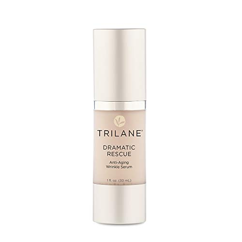 Dr. Tabor's Trilane Dramatic Rescue Anti-Aging Wrinkle Serum, 1 Bottle (1 fl. Oz) firms, smooths and lifts in as little as 72 hours
