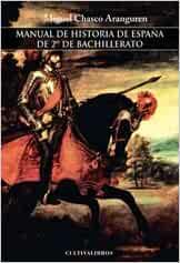 Manual De Historia De España. Ii De Bachillerato. Estudios: Amazon ...