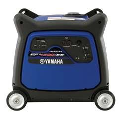 Yamamha Portable Inverter Generator - 4.5kw - Electric Start