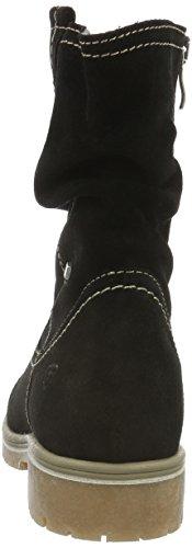 Tamaris 25471, Botines para Mujer Negro (BLACK 001)