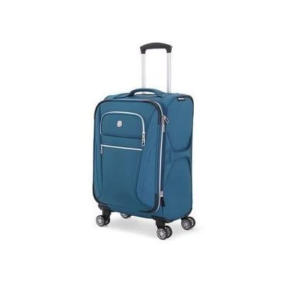 """60%OFF SwissGear Checklite 20"""" Pilot Case Upright Luggage - Teal"""