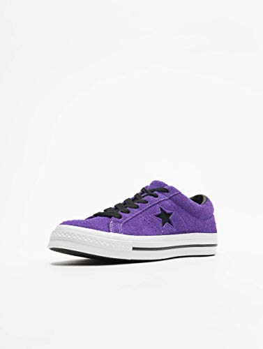Púrpura Zapatillas Stucco Converse Ox Unisex Dark Ctas Adulto zqIpx06
