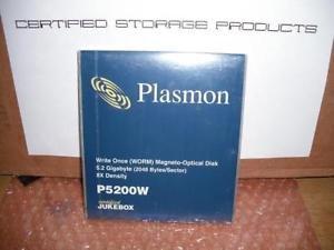 Plasmon P5200W Optical Disk Worm - 5.2 GB by Plasmon