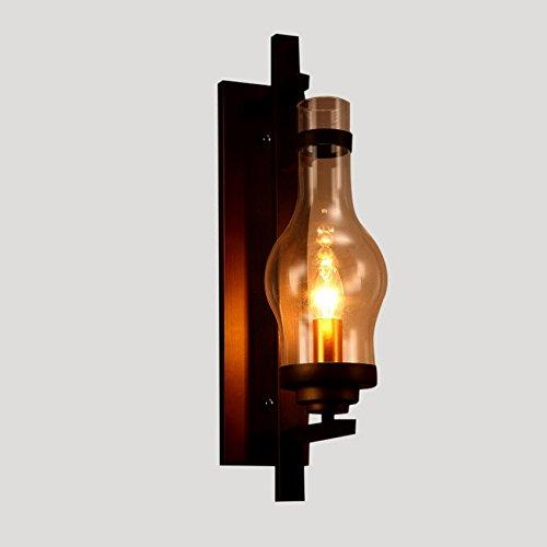 Iron Bathroom Lamp - 4