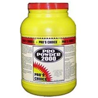 CTI - Pro s Choice - Pro Powder 2000 - Extraction Detergent for Carpet - Carpet Cleaning - 1 Tub - 3170