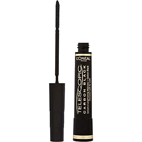 3fe0c3cf322 L'Oreal Paris Telescopic Extra Black Mascara, 8ml: Amazon.co.uk: Beauty