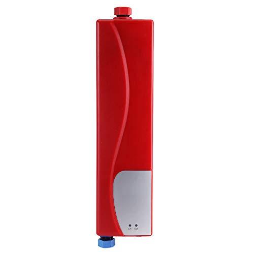ETbotu - Mini Calentador de Agua eléctrico instantáneo sin Tanque, Sistema de Calentador de Agua Caliente para Cocina y...