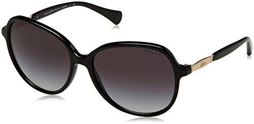 Ralph Lauren RA5220 137711 Black RA5220 Butterfly Sunglasses Lens Category 3 - Ralph Lauren Sunglasses 3