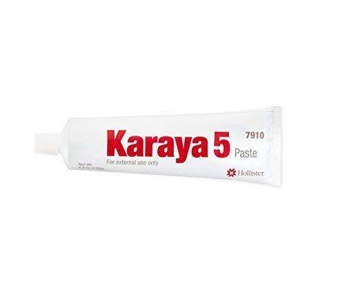 Karaya 5 Skin Barrier Paste 4.5 OZ Tube by Karaya 5