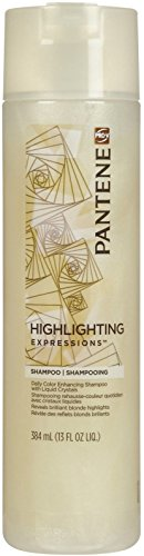 Pantene Pro-V Highlighting Expressions Daily Color Enhancing Shampoo - 13 oz