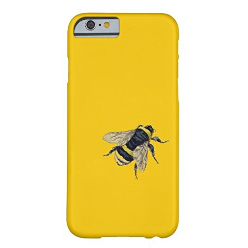 Phone covers for Iphone 6 Plus Case, Vintage - Bumblebee Iphone 4 Case