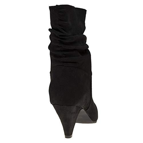 Frenchy Femme Noir Solesister Solesister Femme Boots Boots Noir Femme Frenchy Solesister Boots Frenchy SfYqg