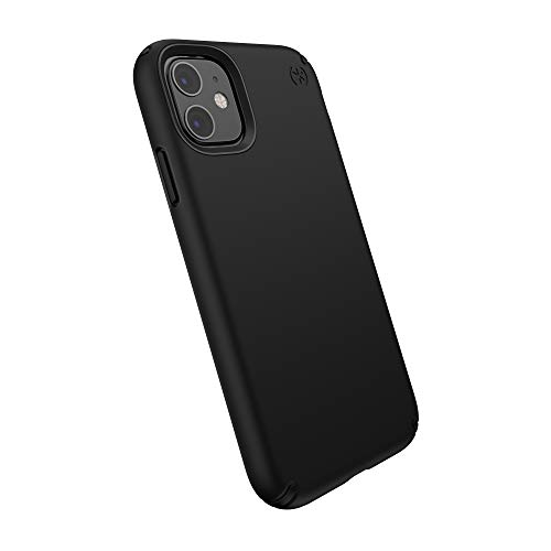 Image of Speck Presidio Pro Case for iPhone 11, Black/Black