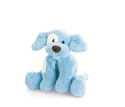 Spunky Puppy Baby Rattle