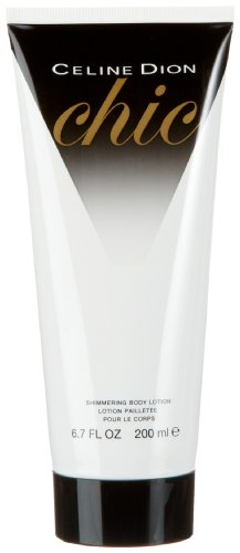 Celine Dion Chic Shimmering Body Lotion