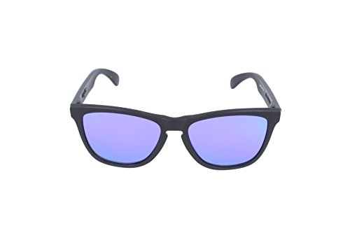 sol Oakley de para hombre Gafas Negro FROGSKIN v4gZqw0