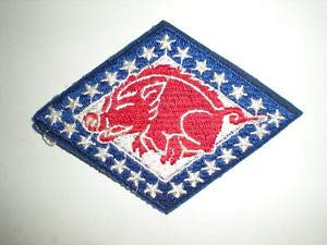 US Army Arkansas National Guard HQ Patch - Color by HighQ Store (Guard Hq)