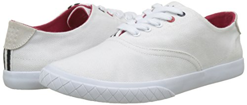 Oxfords 007 White Women''s blanc Tbs Polshoo FqOwOE