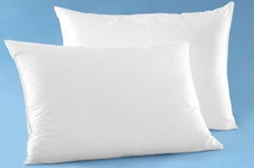 GonZalo GraCia. NEW RANGE OF PILLOWS Deluxe Pair, Bounce Back, Super Firm, Quilted, Memory Foam Hollowfibre And Polyester (Medium Support Pillows Pair)