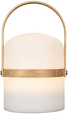 LUUK LIFESTYLE Lámpara de jardín LED de Exterior, luz de jardín ...