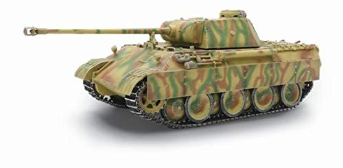 Dragon Models Panther Ausf.D Late Production 1./Pz.Rgt.24, France 1944 Vehicle (1/72 Scale) ()