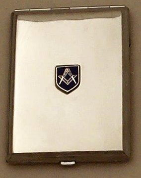Masonic Gifts-Masonic G Cigarette Case