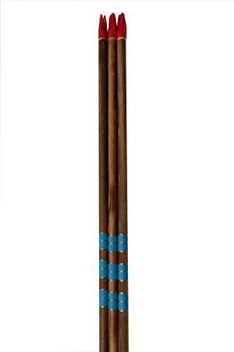 Rose City Archery Port Orford Cedar Hunter Premium Crown Dipped/Crested/Nocked Shafts