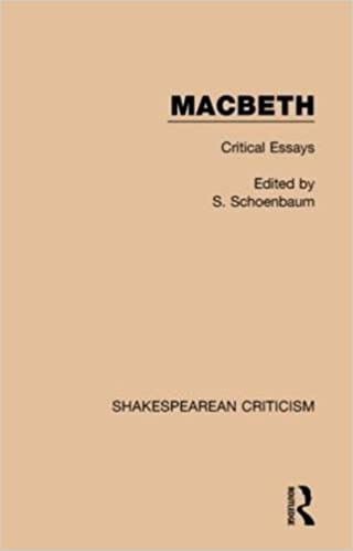 com macbeth critical essays shakespearean criticism  macbeth critical essays shakespearean criticism 1st edition