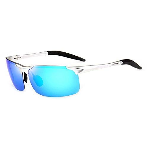 pesca SSSX para al F de para al GYYTYJ UV sol sol protección aire Gafas para libre de hombre para polarizadas aire Color Gafas libre sol luces de Gafas sol Gafas B de zqTTdv