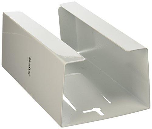 Grafco 9671 Baked Enamel Glove Dispenser, Single