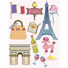 K & Company Happy Trails Grand Adhesions - Paris ()