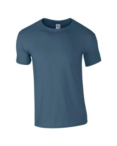 Gildan Softstyle ™ Youth Ringspun T-Shirt Indigo Blau XL