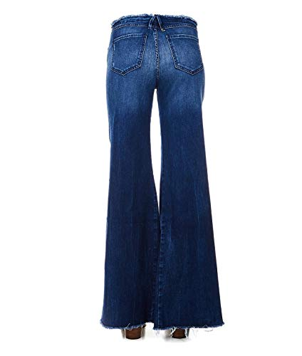 Cycle Algodon Palcd003l130 Azul Jeans Mujer Pr6Px0