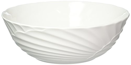 Lenox Marchesa Pleated Swirl Serving Bowl